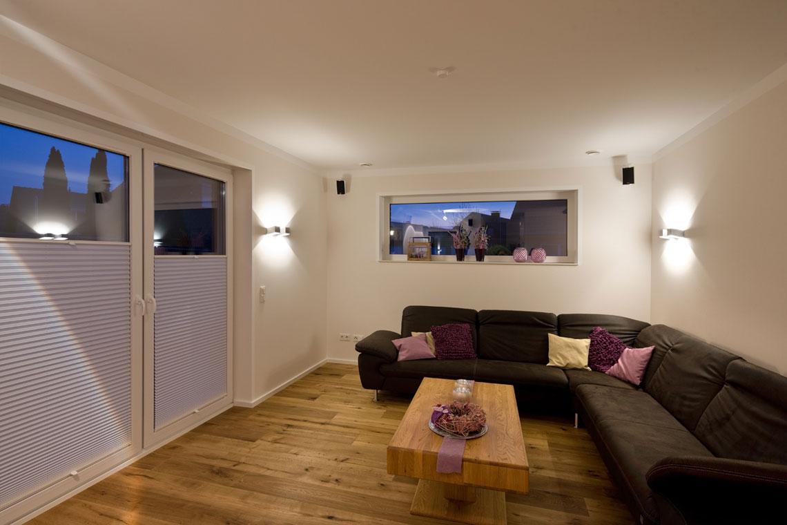 Beleuchtungsprojek-Stadthaus_Wohnzimmer