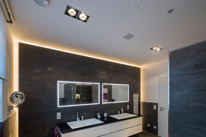 Licht Neuba Badezimmer