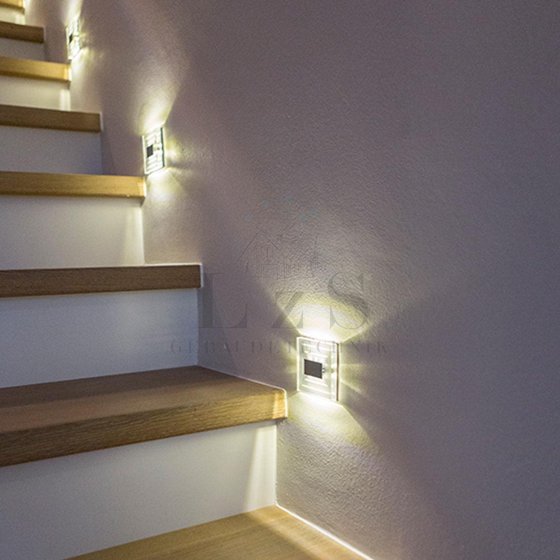 LzS Licht Treppe Beleuchtung
