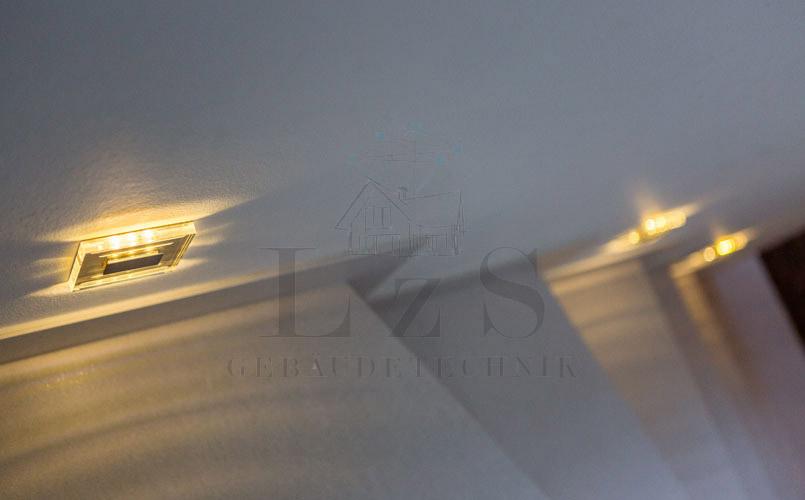 LzS Projekt indirekte Treppenbeleuchung